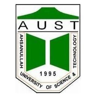 Ahsanullah University of Science & Technology Logo