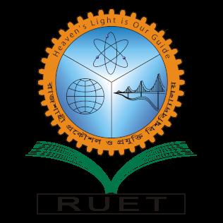 Rajshahi University of Engineering and Technology Logo